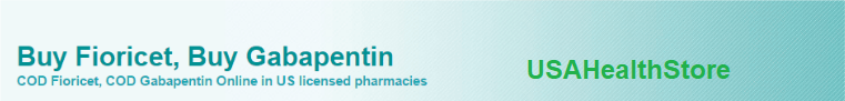 Buy Fioricet and Gabapentin online in US COD Pharmacy